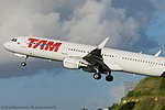 PT-XPB TAM Linhas Aéreas Airbus A321-200 - cn 6414 (17474812461).jpg