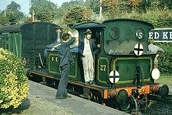 P Class 27 at Horsted Keynes (Geograph 2303883).jpg