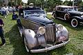 Packard One Twenty Drophead Convertible 1937 RFront LakeMirrorClassic 17Oct09 (14413928490).jpg
