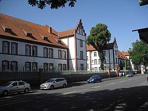 Westfalen Garrison - Alanbrooke Barracks (formerly the Infantrie Kaserne)