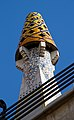 Palau Guell Chimney 2 (5824981669).jpg