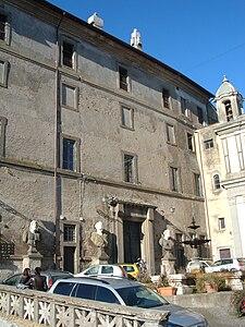 Bassano Romano Villa Giustiniani Odescalchi Il Parco