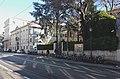 Palazzo Santo Stefano, Padova. Il fronte lungo riviera Tito Livio.jpg