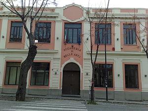 Accademia di Belle Arti di Reggio Calabria - Image: Palazzo accademia Belle Arti (Reggio Calabria)