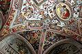 Palazzo colonna, appartamento della principessa isabelle, sala del dughet, affreschi di cristoforo pomarancio e scuola 05.JPG