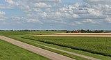 Panorama vanaf de dijk. Locatie Noarderleech 05.jpg