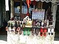 Papuce hand made in Kruja bazaar.jpg