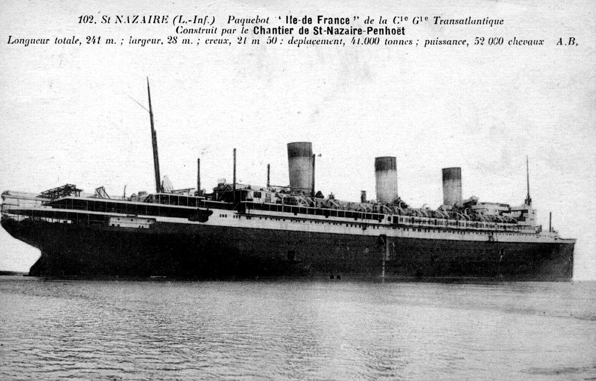 Île de france schiff u2013 wikipedia