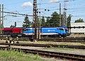 Pardubice hlavní nádraží, od ulice K Vápence, Railjet (03).jpg