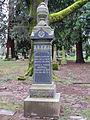 Pardun grave at Lone Fir Cemetery.JPG