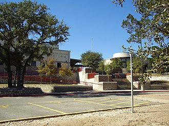Austin Independent School District - Image: Paredes Middle School