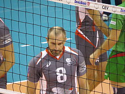 Paris Volley - Lokomotiv Belgorod, CEV Champions League, 6 November 2014 - 04.JPG
