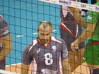 Sport in Russia - Sergey Tetyukhin, the most successful veteran professional player, celebrated his 40th birthday in 2015, is still a member of Russia's National team.