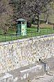 Park Linke Wienzeile, Wien river.jpg