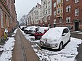 Parked cars on Odensegade.jpg