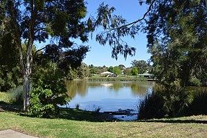 Parkes, New South Wales - Image: Parkes Bushmans Dam 001