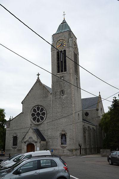 Parochiekerk Sint-Pieter, Zemst