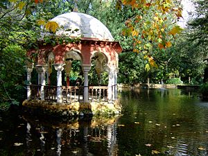 Parque de María Luisa - Sevilla 3