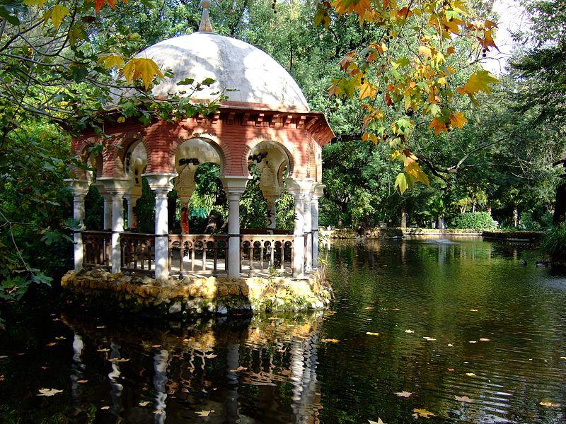 File:Parque de María Luisa - Sevilla 3.jpg