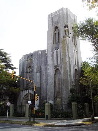 Florida Este, Buenos Aires - Image: Parroquia Santa Teresita del Niño Jesús