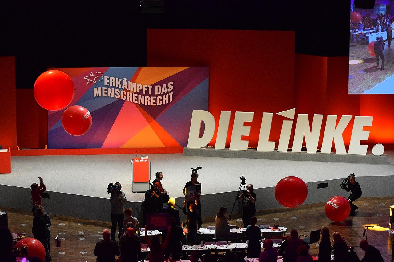 Parteitages der Partei DIE LINKE 2019, Bonn.2.jpg