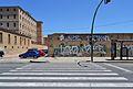 Pas de zebra al carrer de sant Vicent màrtir, València.JPG