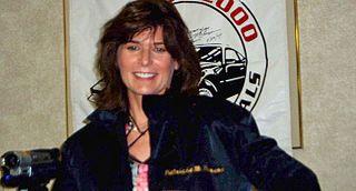 Patricia McPherson American actress