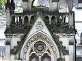 Pau cimetière chapelle funéraire Guillemin-Montebello détail nord.JPG