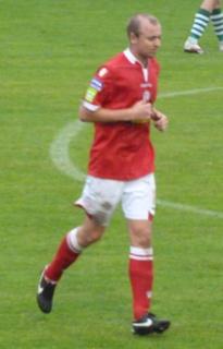 Paul Byrne (footballer, born 1986) Irish footballer