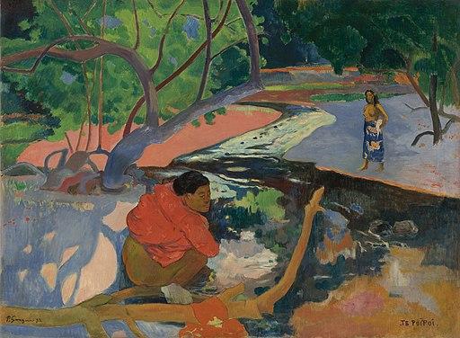 Paul Gauguin - Te poipoi (1892)