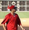 Paul Janish before Phillies Game 2008.jpg