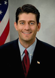 Paul Ryan's Cong. photo