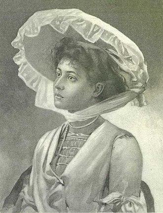 Alice Hughes - Image: Pauline Astor 1904