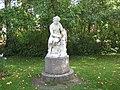 """Pavlovsk. Pavlovsk Park. Sculpture """"Erminia""""..JPG"""