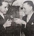Paz Estenssoro y Alberto Arvelo Torrealba, 1952.jpg