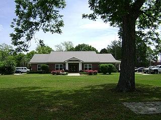 Pearson, Georgia City in Georgia, United States
