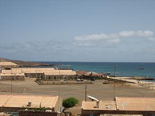 Pedra de Lume Settlement in Sal, Cape Verde