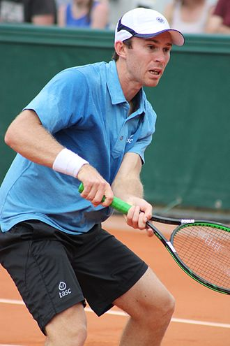 John Peers - Peers at 2016 French Open