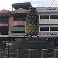 Pekan Nanas Pineapple statue - Mapillary (th97virdkXlfc5jAmVr18D).jpg