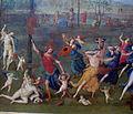 Perugino, combattimento di amore e castità, 1505, 02.JPG