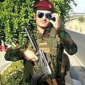 Peshmerga Kurdish Army (15013647838).jpg