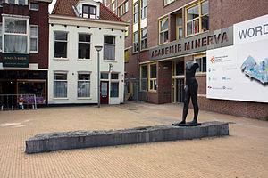 Academie Minerva - Image: Peter Stut & Eja Siepman van den Berg Stap