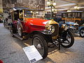 Peugeot Type 146 1913 in Cité de l'Automobile 059.jpg