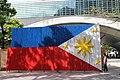 Philippine Flag at Ayala.jpg