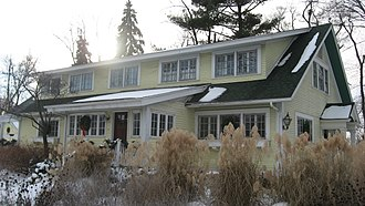 Philo Farnsworth - Farnsworth's house in Fort Wayne