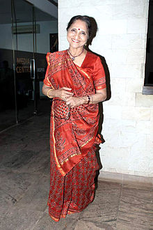 Photo Of Sarita Joshi From The Celebs grace the Kashish Film Festival press meet.jpg