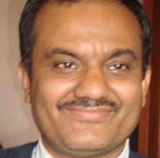 Rajendra Kumar Acharya - Image: Photo of Rajendra Kumar Acharya