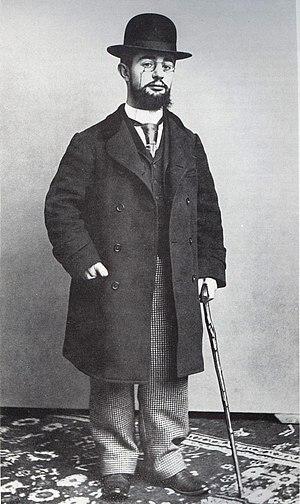Henri de Toulouse-Lautrec - Image: Photolautrec