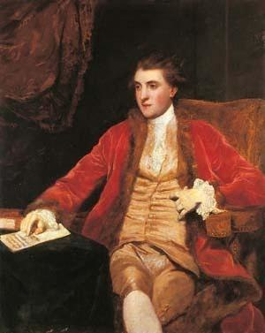 Peerage of Ireland - William FitzGerald, 2nd Duke of Leinster.