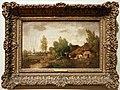 Pierre-étienne-théodore rousseau, villaggio nel berry, 1842.jpg